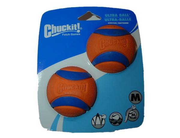 Chuckit Ultra Ball Gr M 2er Pack