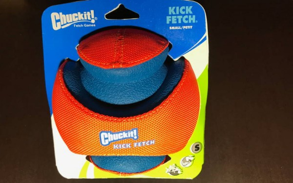 Chuckit Kick Fetch Ball Gr S 14cm