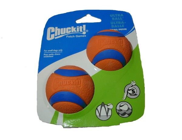 Chuckit Ultra Ball Gr S 2er Pack